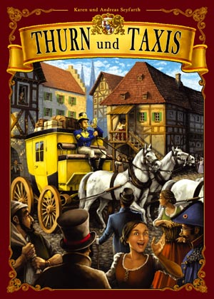 ThurnUndTaxis Cover
